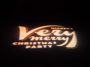 ミッキーのベリーメリークリスマスパーティー